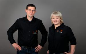 Johannes und Melanie Rüthlein
